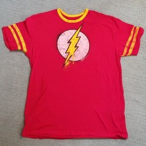 The flash graphic tee, men's t-shirt, size XLarge.